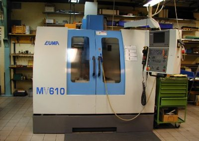 CNC fräsmaskin 3-axlig