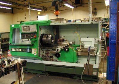 CNC svarv med upp till 600 mm i diameter!