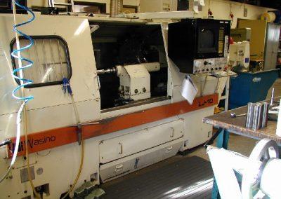 CNC Svarv X 250 Z 1000